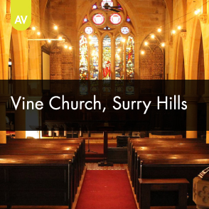 WWD vine church