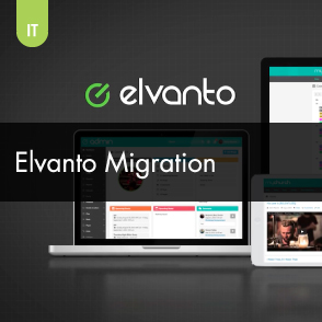 IT | Elvanto Migration