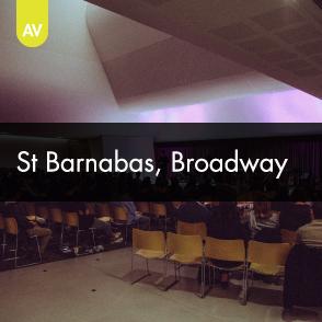 AV | St Barnabas, Broadway