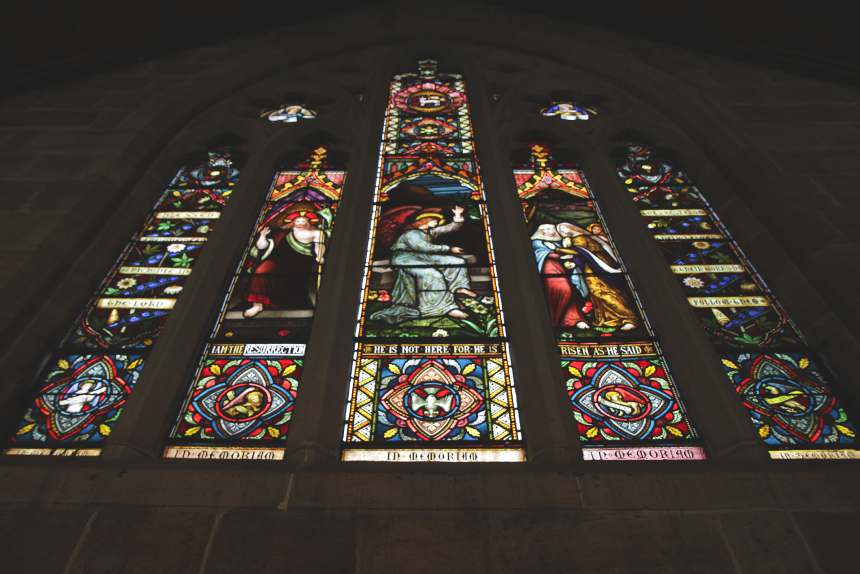 CCG Stained Glass Windows