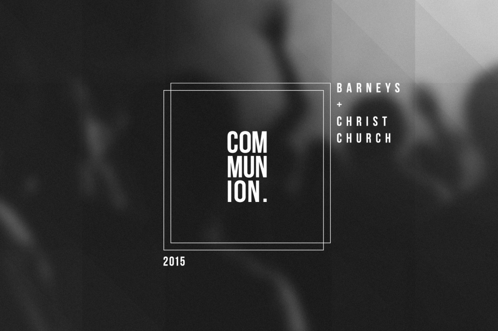 Communion 2015 Album Cover